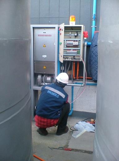 generador de ozono ril
